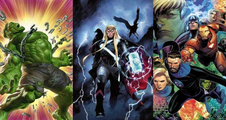 I fumetti e i personaggi Marvel più emozionanti in arrivo nel 2021