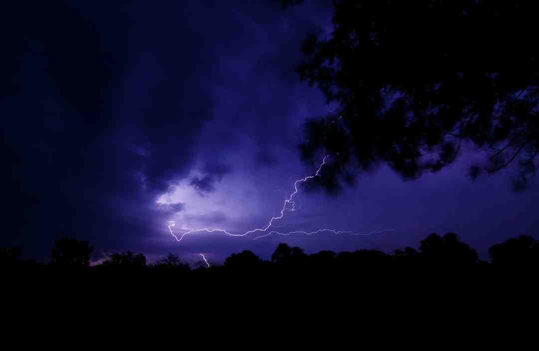 Come rilassarsi durante un temporale?