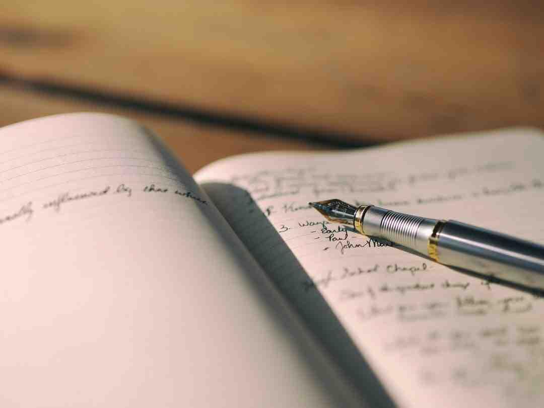 Come scrivere con una penna stilografica?