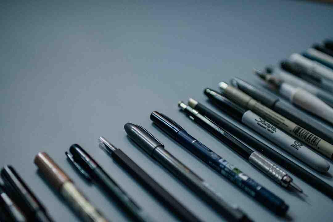 Come si usa il pennino?